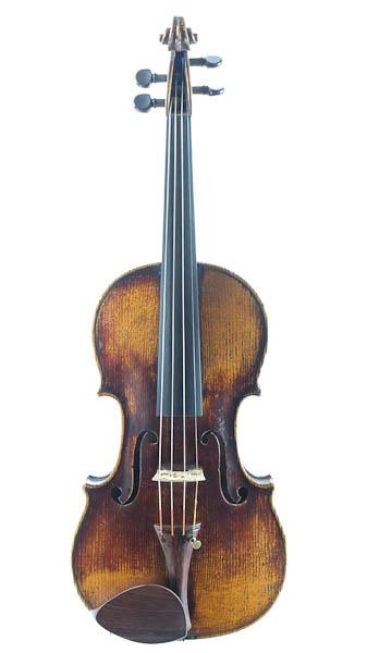 Violin: Fent Francois-Venice-1780